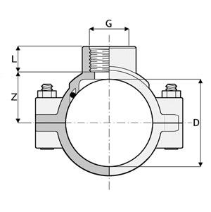 размеры седелок Размеры седелок sedeka shema